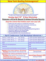 Alien Energetic Parasitic Lifeform and Earth Based Entity Removal - Page 2 - April 2009