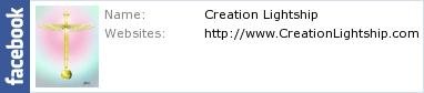 Creation Lightship Facebook Page